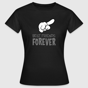 Best Friends Forever (right) T-Shirts - Frauen T-Shirt