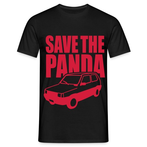 Save the Panda - Camiseta hombre