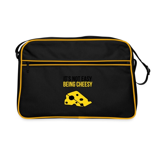 Cheesy Bag  - Retro Bag