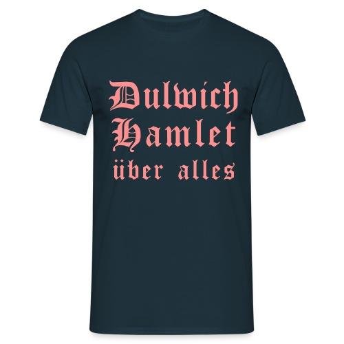 Dulwich Hamlet über alles - Men's T-Shirt