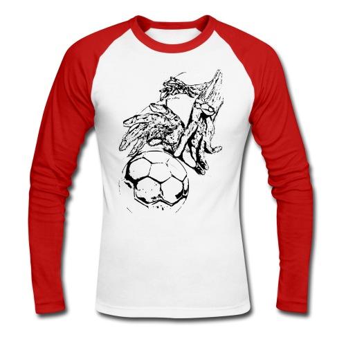 Handball - Männer Baseballshirt langarm