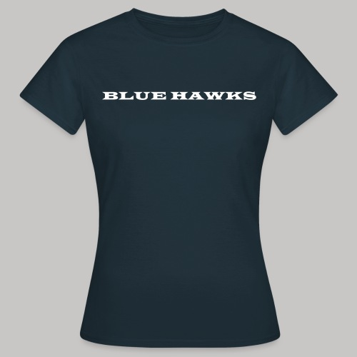 T-Shirt ♀ blau - Frauen T-Shirt
