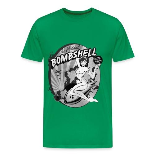 Bombshell - Camiseta premium hombre