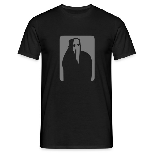 Newby ghost - Men's T-Shirt