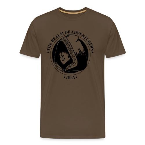 Herre 2 - Herre premium T-shirt