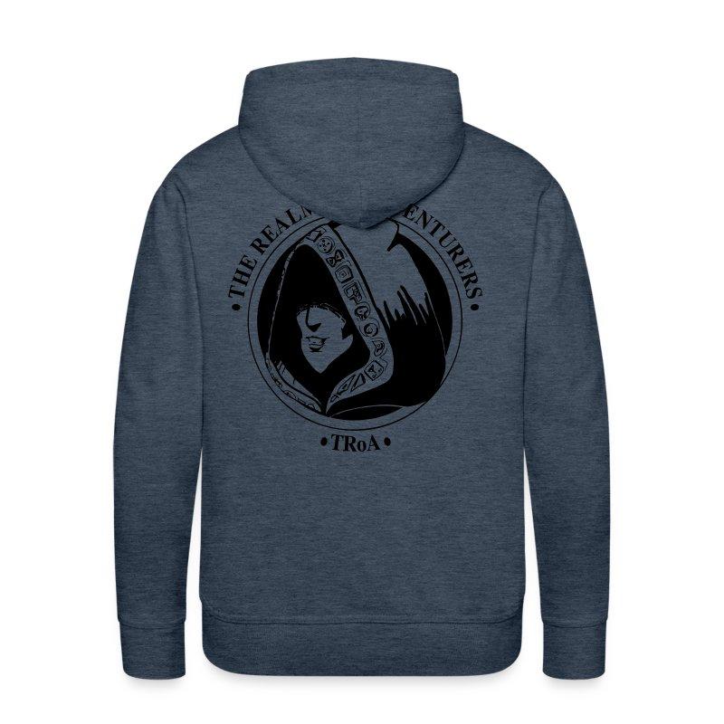 Hættetrøje 1 - Herre Premium hættetrøje