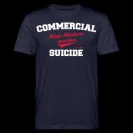 T-Shirts ~ Männer Bio-T-Shirt ~ Positive Shirt navy
