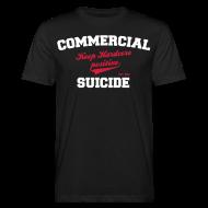 T-Shirts ~ Männer Bio-T-Shirt ~ Positive Shirt black