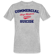 T-Shirts ~ Männer Bio-T-Shirt ~ Positive Shirt Grey