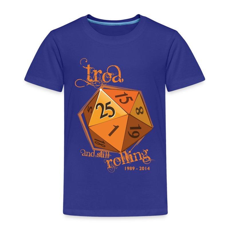 Børne 4 - Børne premium T-shirt