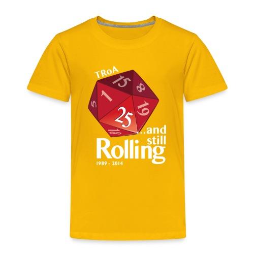 Børne 3 - Børne premium T-shirt