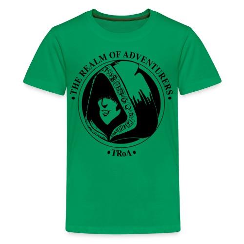 Teenange 2 - Teenager premium T-shirt