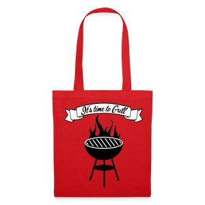 The king of the grill - Tote Bag