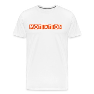 Motivation T-Shirt - Men's Premium T-Shirt