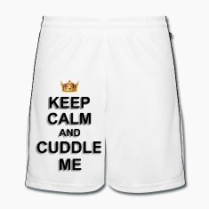 CUDDLE ME Trousers & Shorts