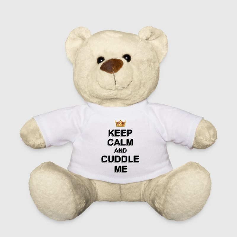 CUDDLE ME Soft Toys - Teddy Bear