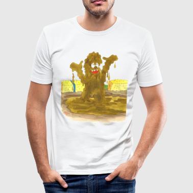 Matschmonster - Männer Slim Fit T-Shirt