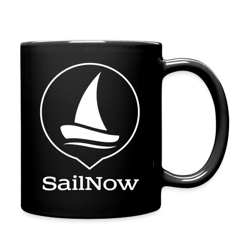 SailNow - Becher - Tasse einfarbig