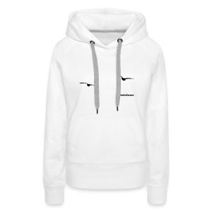 Sea Gulls in Love - Frauen Premium Hoodie