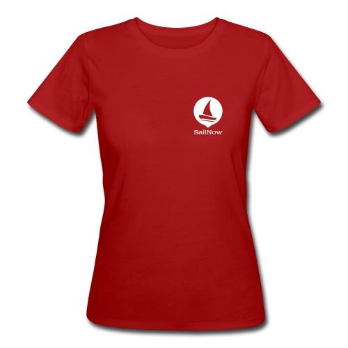 SailNow - Bio Shirt - Frauen Bio-T-Shirt