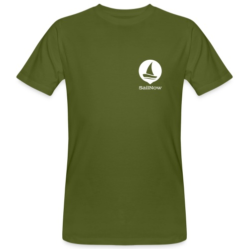 SailNow - Bio Shirt - Männer Bio-T-Shirt
