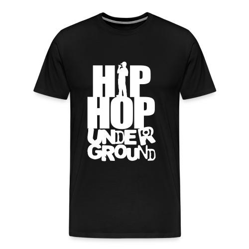 Underground  - Premium-T-shirt herr
