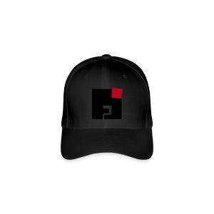 black Fayju Cap - Flexfit Baseball Cap