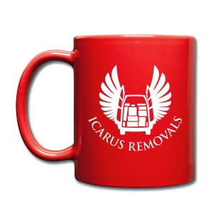 ICARUS REMOVALS - Full Colour Mug