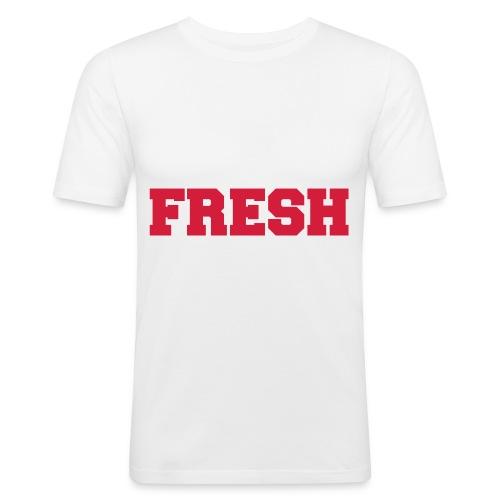 Herre Slim Fit T-Shirt - Herre Slim Fit T-Shirt