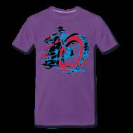 T-Shirts ~ Men's Premium T-Shirt ~ Speedway