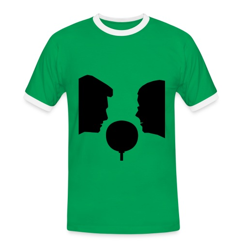 T-Shirt.png - Männer Kontrast-T-Shirt