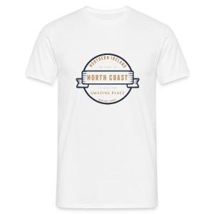 The North Coast T-Shirt - Men's T-Shirt