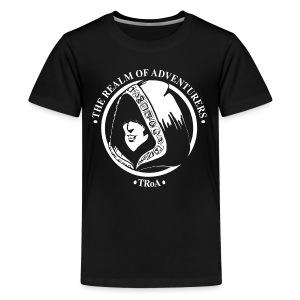 Teenage 1 - Teenager premium T-shirt