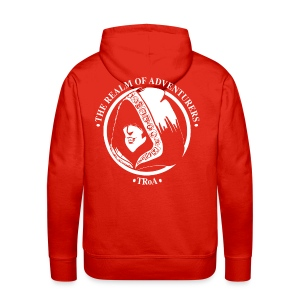 Hættetrøje 2 - Herre Premium hættetrøje