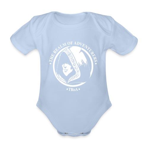 Baby 3 - Kortærmet babybody, økologisk bomuld