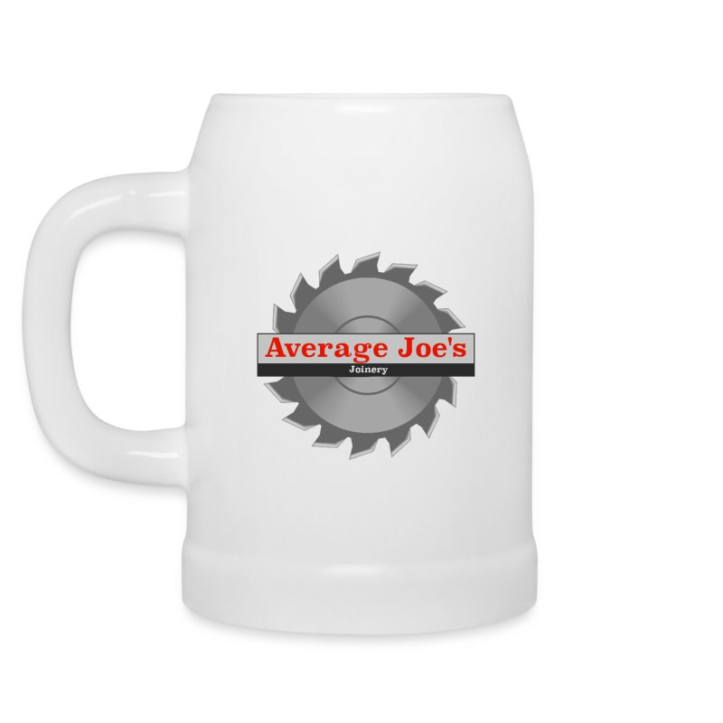 Average Joes Joinery - Mug - Beer Mug