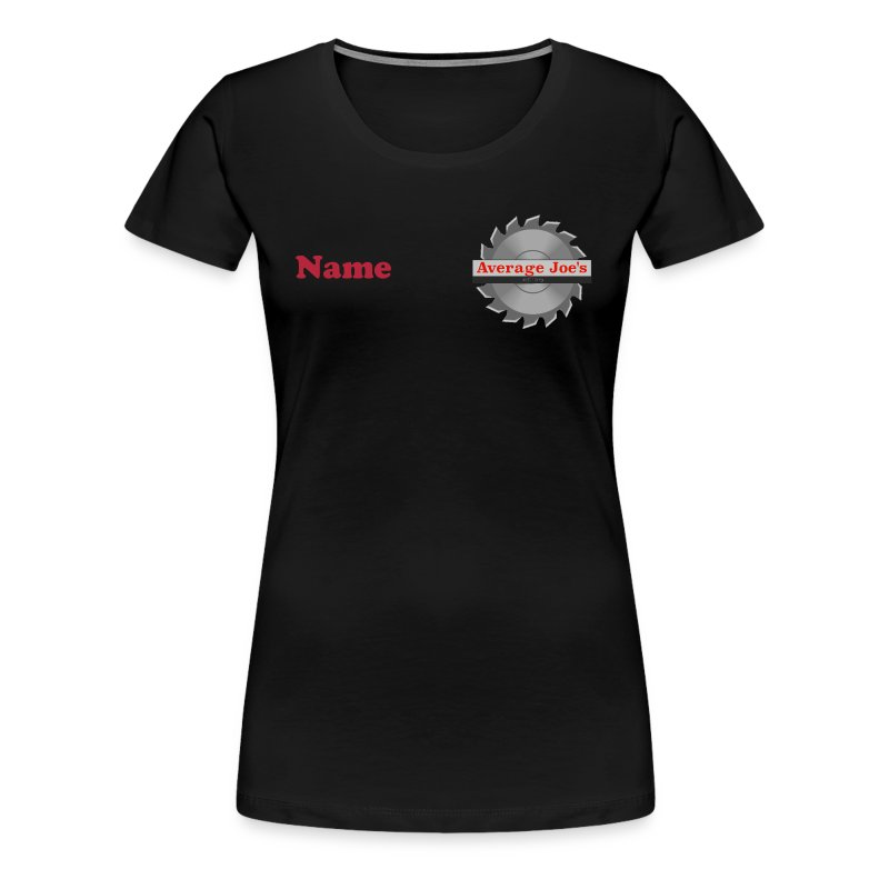 Average Joes Joinery - T-Shirt - Women's Premium T-Shirt