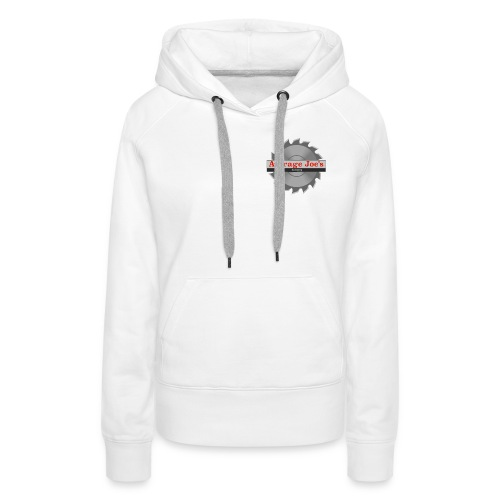 Average Joes Joinery - Hoody - Women's Premium Hoodie