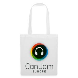 CanJam Europe - bag (logo bk) - Tote Bag
