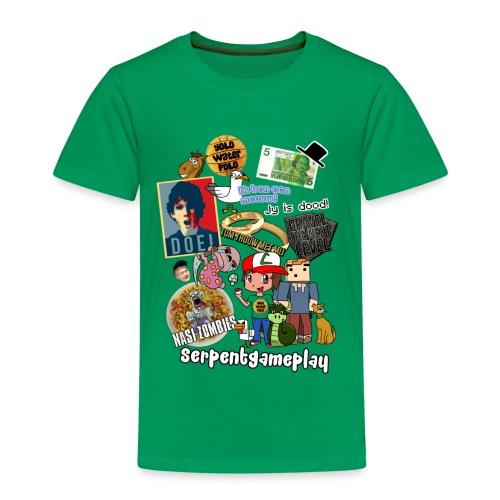 Kinderen Premium T-shirt
