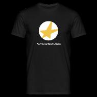 T-Shirts ~ Männer T-Shirt ~ MOM Shirt Black