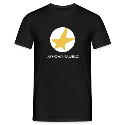 MOM Shirt Black - Männer T-Shirt