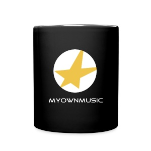 MOM Studio-Cup Black - Tasse einfarbig