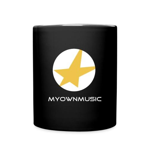 MOM Studio-Cup Black - Tasse einfarbig