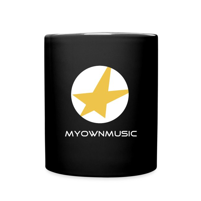 MOM Studio-Cup Black