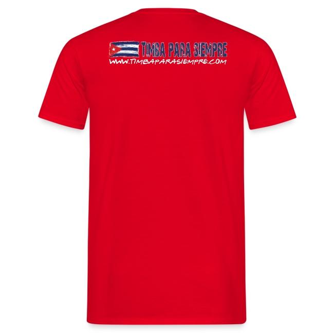 TimbaParaSiempre Regular Fit Men - Red