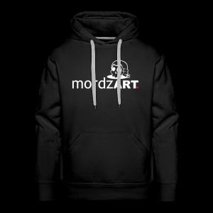 mordzART Hoddie - Männer Premium Hoodie