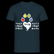 T-Shirts ~ Men's T-Shirt ~ Walk Your Road - Colors Ed
