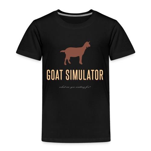 Goat Simulator T-Shirt - Kids' Premium T-Shirt