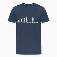 Evolution Stand up Paddling T-Shirts